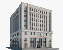 3D model of Forbes Building