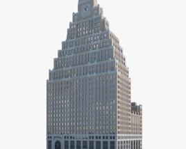 3D model of 1501 Broadway