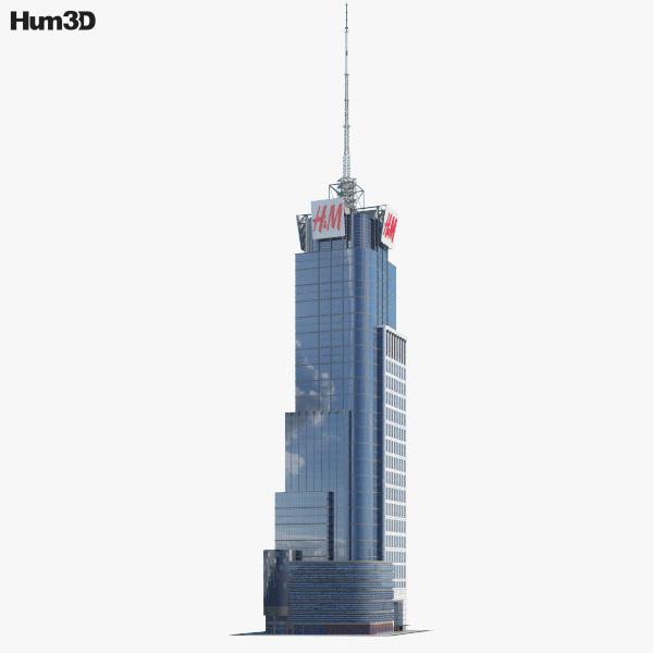 4 Times Square 3D model