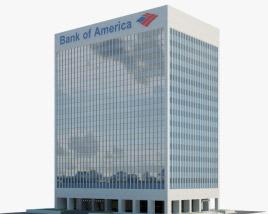 Bank of America Financial Center in Las Vegas 3D model