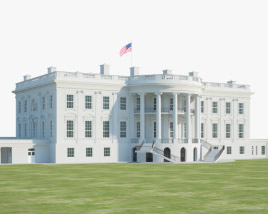 3D model of White House