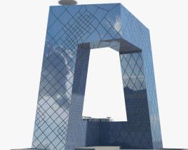 CCTV Headquarters 3D model