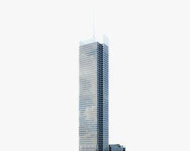 3D model of The New York Times Building