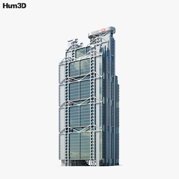 HSBC Main Building 3D model