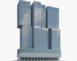 3D model of De Rotterdam