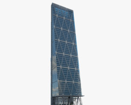 3D model of Leadenhall Building