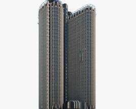 3D model of Torre Europa