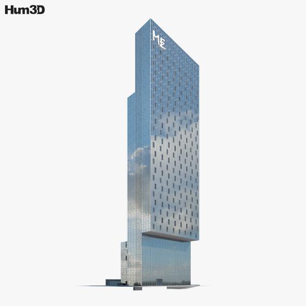 3D model of Habitat Sky