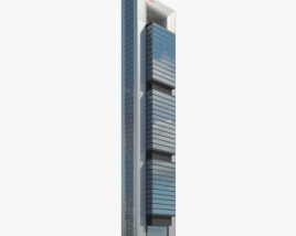 3D model of Torre Cepsa