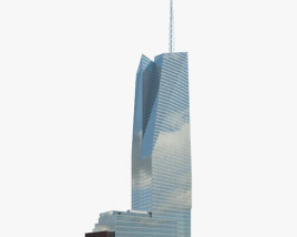 3D model of Bank of America Tower (New York City)