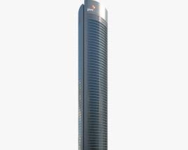 3D model of Torre PwC