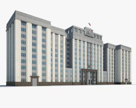 3D model of State Duma