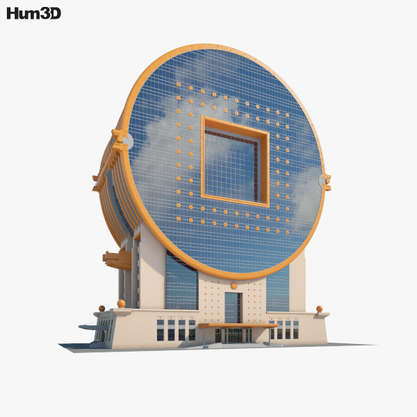 Fang Yuan Building 3D model