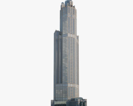 3D model of 311 South Wacker Drive