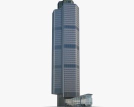 Skyscraper 3D Models Download - Hum3D