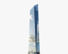 3D model of Torre de Cristal