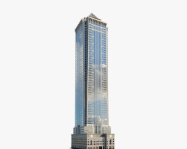 Servcorp BNY Mellon Center 3D model