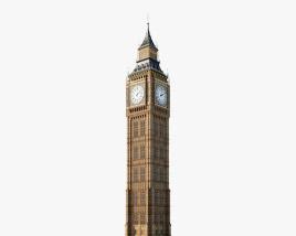 3D model of Big Ben