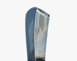 3D model of 20 Fenchurch Street