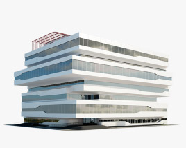 3D model of Dominion Office Building