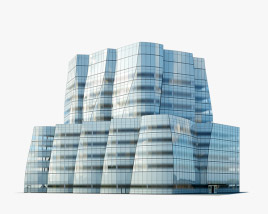 3D model of IAC building