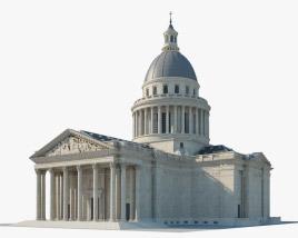 3D model of Pantheon Paris