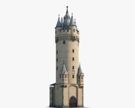 3D model of Eschenheimer Turm