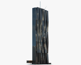 3D model of DC Tower