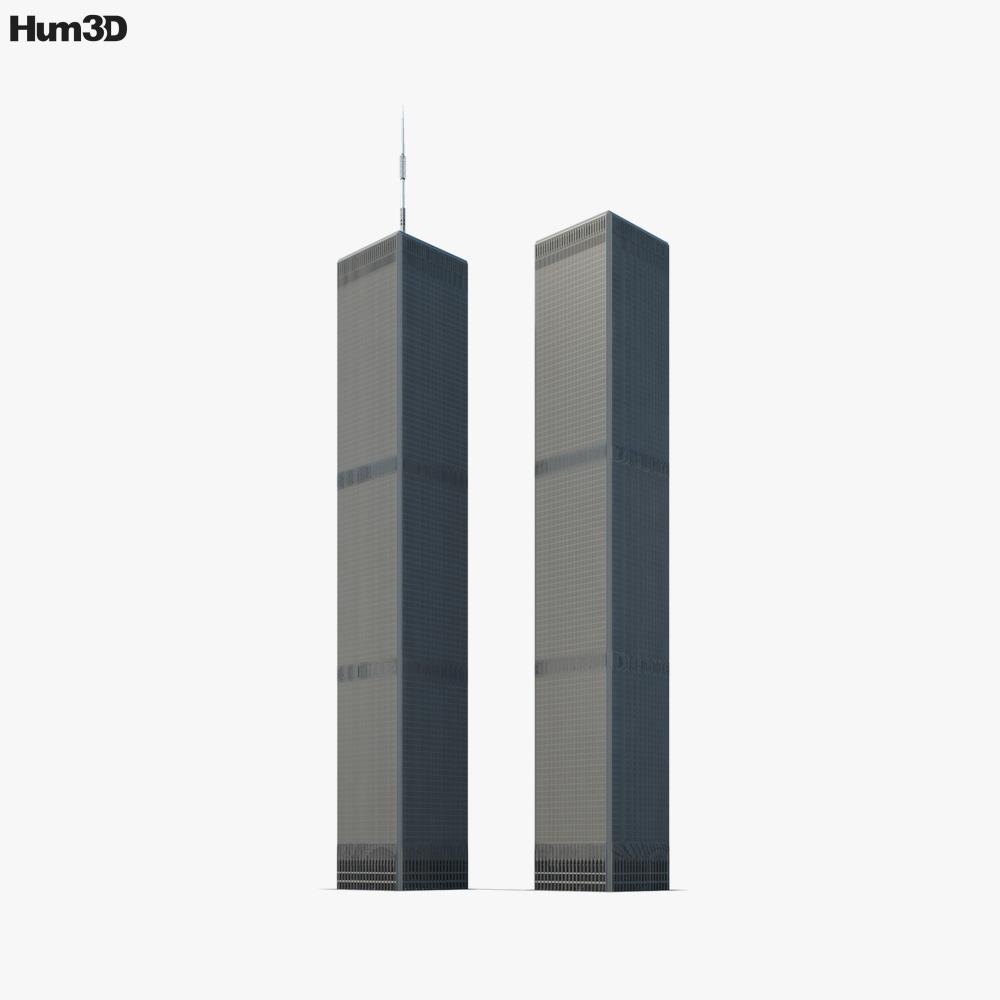 World Trade Center 3D model