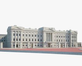 Buckingham Palace 3D model
