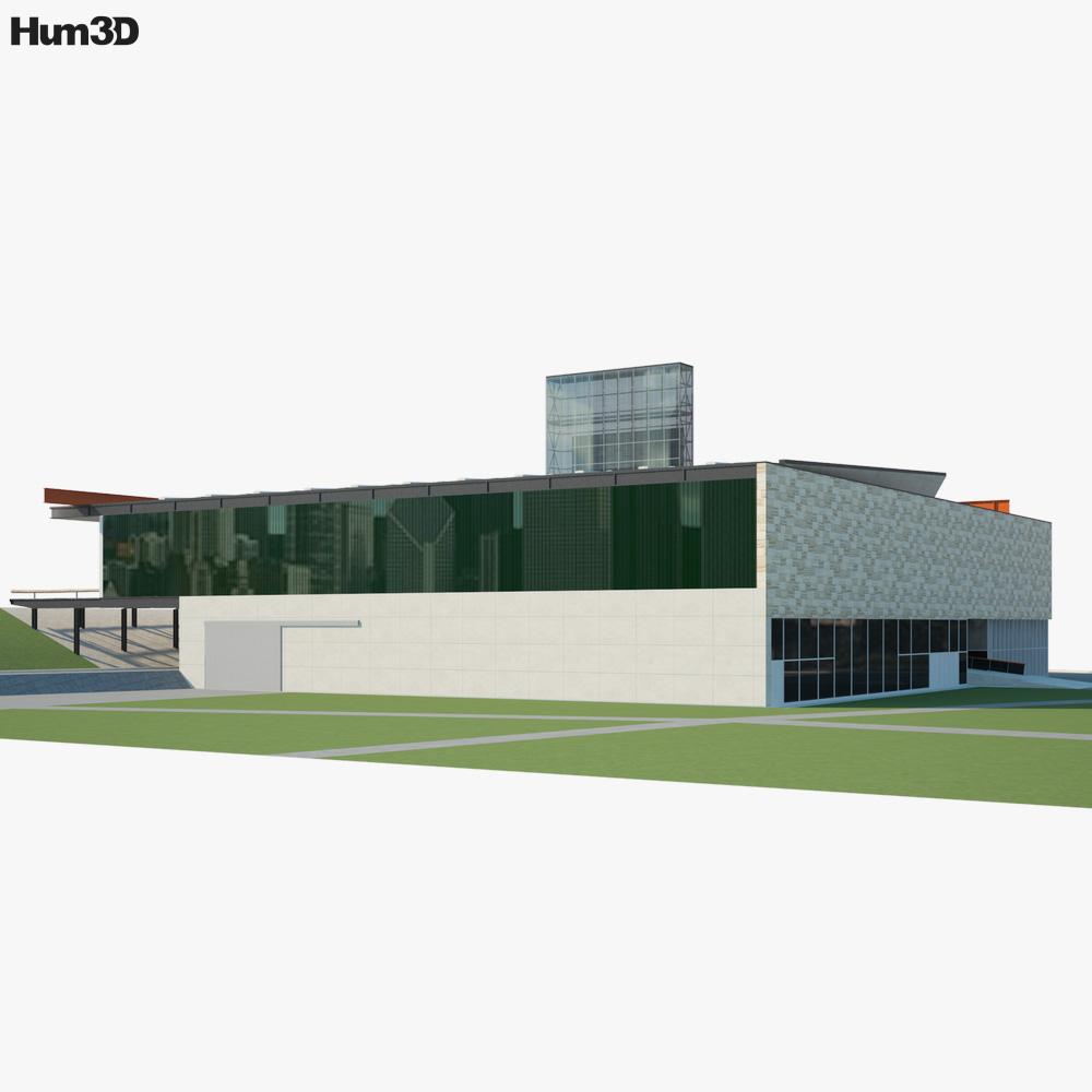 Kunsthal 3d model
