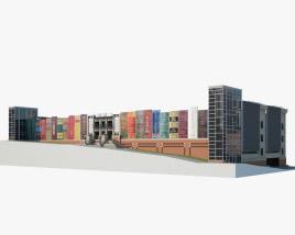 3D model of Kansas City Public Library