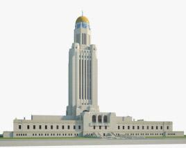 Nebraska State Capitol 3D model