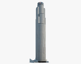 3D model of US Bank Tower