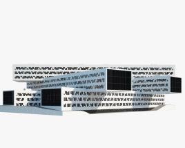 3D model of Statoil Building Oslo