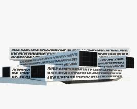 Statoil Building Oslo 3D model