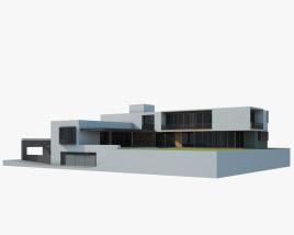 3D model of Casa GP