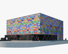 Netherlands Institute for Sound and Vision 3D model