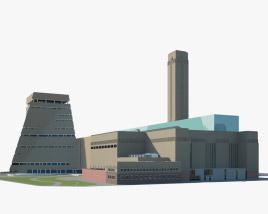 3D model of Tate Modern