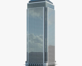 3D model of One Canada Square