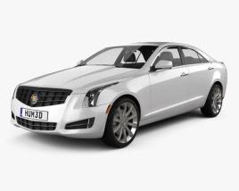 Cadillac ATS 2013 3D model