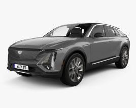 Cadillac Lyriq 2021 3D model