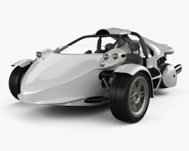 3D model of Campagna T-Rex 16S 2013