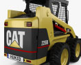 Caterpillar 226B Skid Steer Loader 2014 3d model
