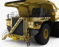 Caterpillar 793F Dump Truck 2009 3d model
