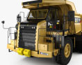 Caterpillar 770G Dump Truck 2016 3d model