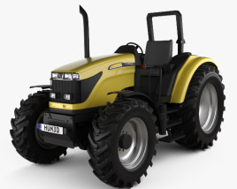 3D model of Caterpillar Challenger MT400B 2012
