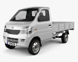 Chana Star Truck Single Cab 2011 3D model