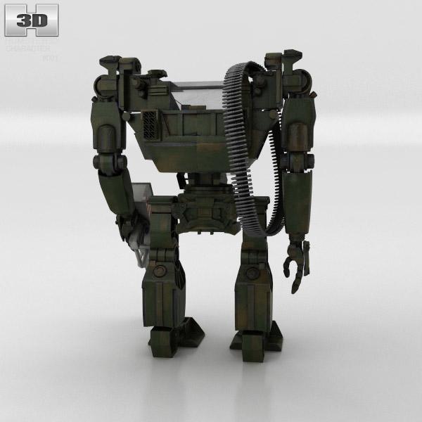 Avatar Power Suit 3d model