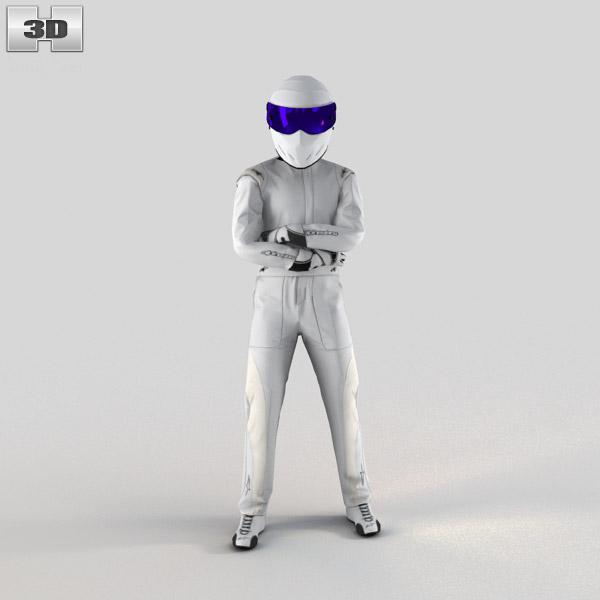 The Stig 3D model